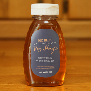 Old-Blue-Raw-Honey-front