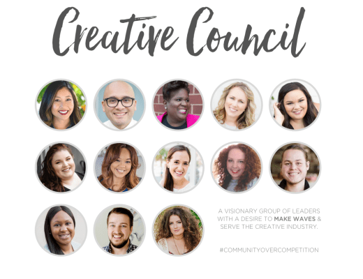 The Rising Tide Society Creative Council