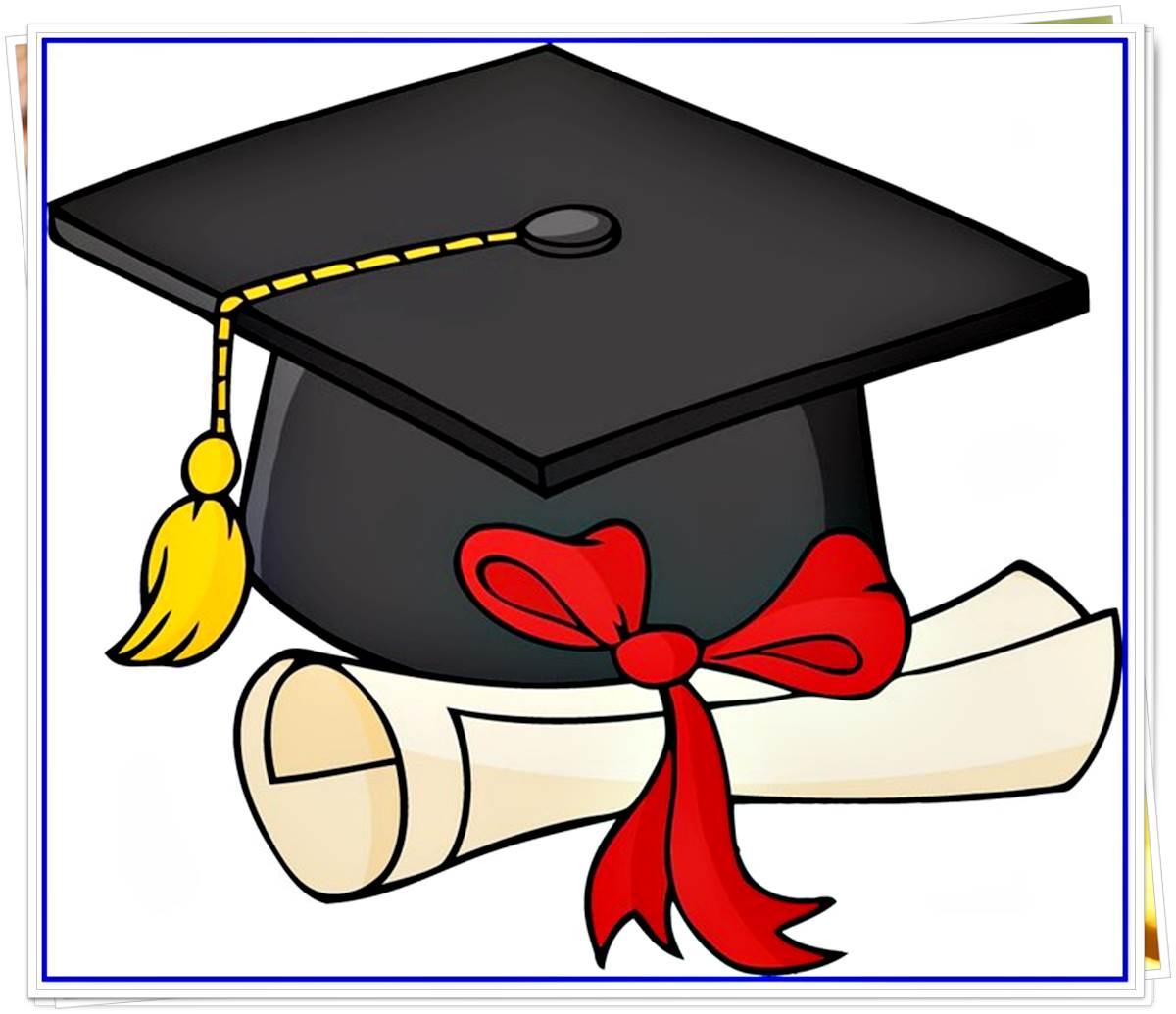 preschool graduation cap and
