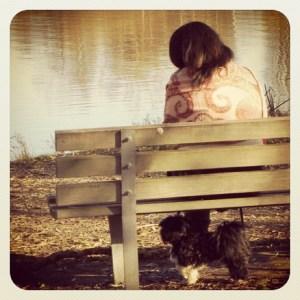 helping a friend through widowhood