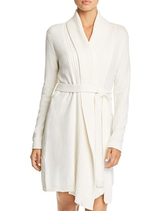 Josie White Robe