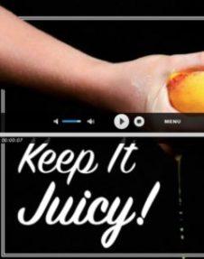 Keep It Juicy Podcast article screenshot