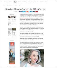 High Style Life article screenshot