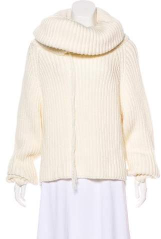 Joseph Oversize Turtleneck Sweater