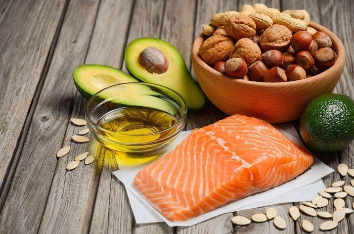 high-fat foods