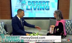 Desert Living on NBC article screenshot