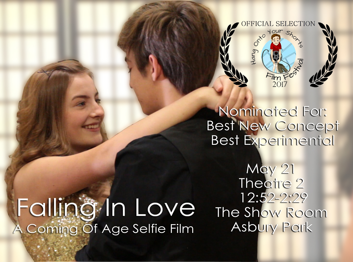 Falling In Love, A Coming Of Age Selfie Film