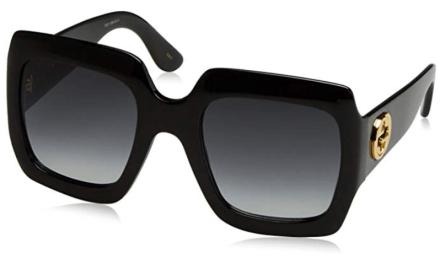 Gucci, Sunglasses, Square Frames