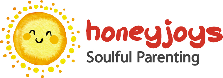 Honeyjoys Soulful Parenting Logo