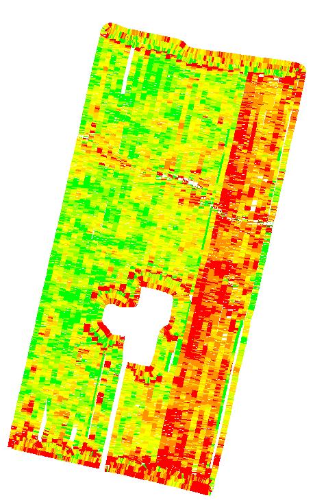 Yield Map 1