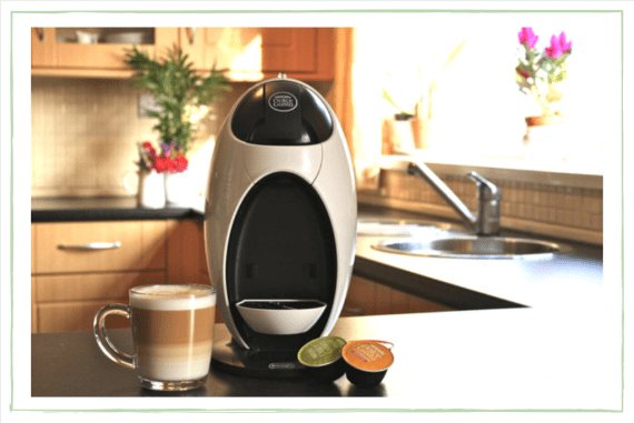 Review of Nescafe Dolce Gusto