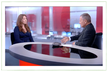 TV Psychologist for News Interview