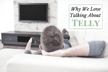 Why do people talk about tv so much