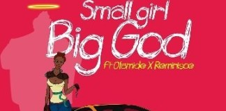 Small Girl Big God