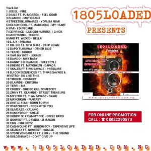 1805loaded Monthly Mixtape