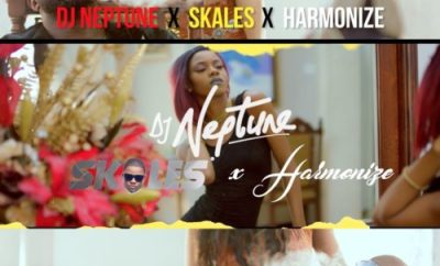 [Video] DJ Neptune – Do Like I Do ft. Skales & Harmonize