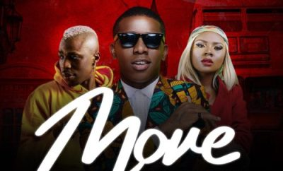 "MUSIC: G Money – ""Move"" Ft. Small Doctor x Mz kiss 