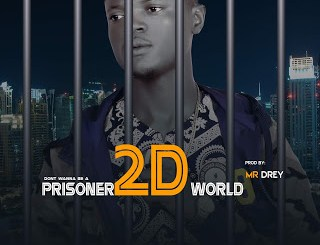 (Music) Tenzxy_ Don't wanna be a Prisoner 2D world(Prod By Mr Drey)