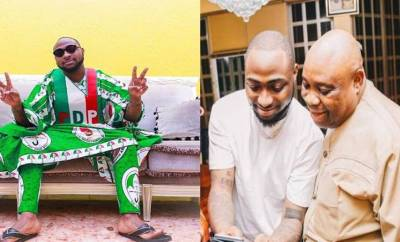 'APC planning to rig tomorrow's Osun state rerun' – Davido reveals (See evidence)