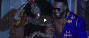 [Video] Flavour – Crazy Love ft. Yemi Alade (B-T-S)