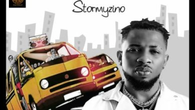 "Photo of StormyZino – ""Sango Agbado Anthem"""