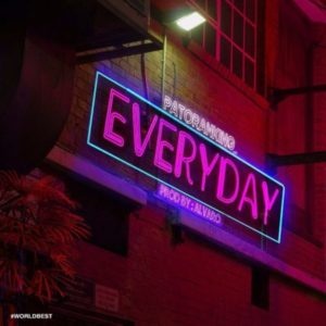 "MUSIC: Patoranking – ""Everyday"""