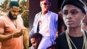 """You Are A God Sent"" – Wizkid's Body Gaurd, Roy Appreciates Him"