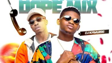"""Photo of MIXTAPE: DJ Kaywise – """"Fall In Love Dope Mix"""""""