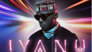 """Photo of DJ Spinall Unveils The Official """"Artwork"""" & """"Track-List"""" For """"IYANU"""" Album."""