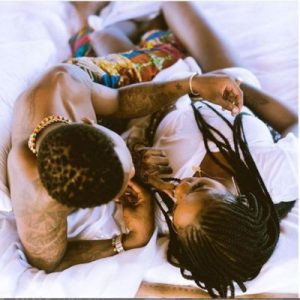 """""""I Am Not Stopping Anytime Soon """"- Tiwa Savage Promises More Sensual & Romantic Videos With Wizkid"""