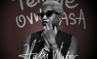 "MUSIC: Temmie Ovwasa – ""Holy Water"" (Prod. By ID Cabasa)"