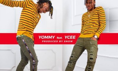 [Audio/Video] Yommy – Deja Vu f. Ycee