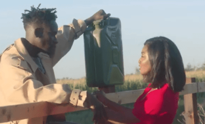 "[Video Snippet] Mr Eazi – ""Surrenda"" ft. Simi"