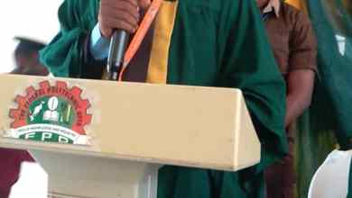 Photo of A Keynote Address Delivered by the President, SUG, Federal Polytechnic Offa – Com. Saheed Muritala
