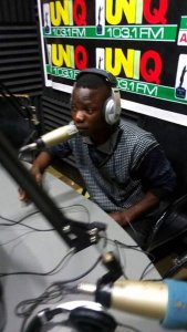 Biography of Ojo Alewi Mr AAA (Radio Presenter)