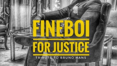 Photo of MUSIC: Kelly Hansome – Fineboi For Justice (Tribute)