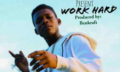 De Gold - Work Hard
