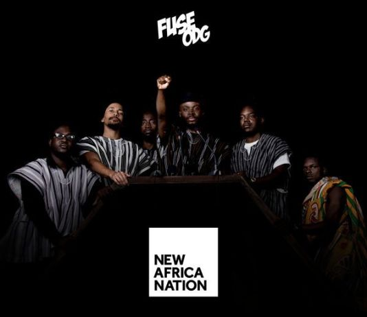 Fuse ODG ft. Simi – Fall Back