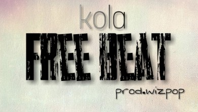 Photo of Download Freebeat:- Kola ( produced by Wizpop)