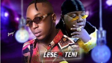 Photo of Lese – Oh Baby ft. Teni