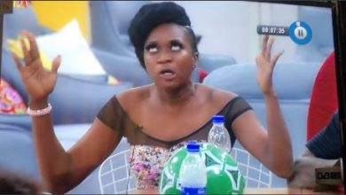Photo of This Photo Of BBNaija Housemate, Thelma Will Make A Quite Hilarious Meme
