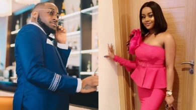 Photo of Drama between Davido & Chioma As Both Unfollow Each other on Instagram (Details)