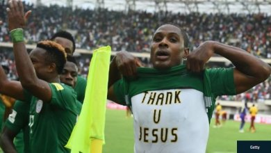 Photo of 'Its A Dream Come True' – Ighalo Speaks After Joining Man United