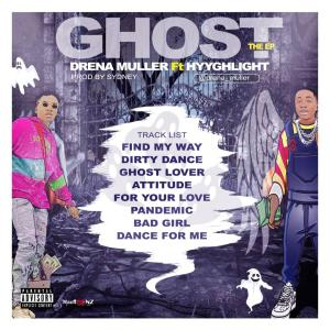 """Messiah Jonathan popularly known as drena_muller release his first ep """"Ghost"""" The new ep """"Ghost"""" is 8 tracks project which feature ib Nelly and hyyghlight"""
