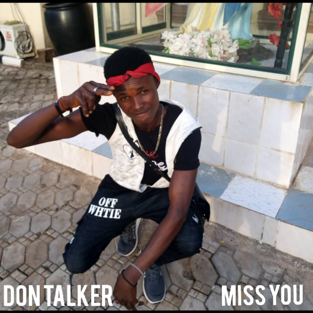 MP3: Don Talker - Miss You