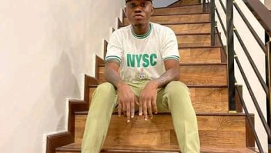 Photo of Zlatan Ibile Passes Out From NYSC (Photos)
