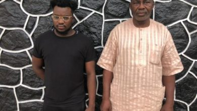 Photo of Yahoo-Yahoo: EFCC Arrests Father And Son For Internet Fraud In Lagos (Photo)