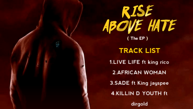 Photo of DOWNLOAD: King Rizzy – Rise Above Hate EP