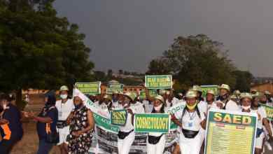 Photo of NYSC OSUN HOLDS AWARENESSES RALLY AHEAD OF SAED OPENING