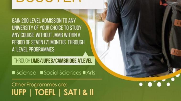 How to Gain Admission into any University without writing JAMB (UTME)